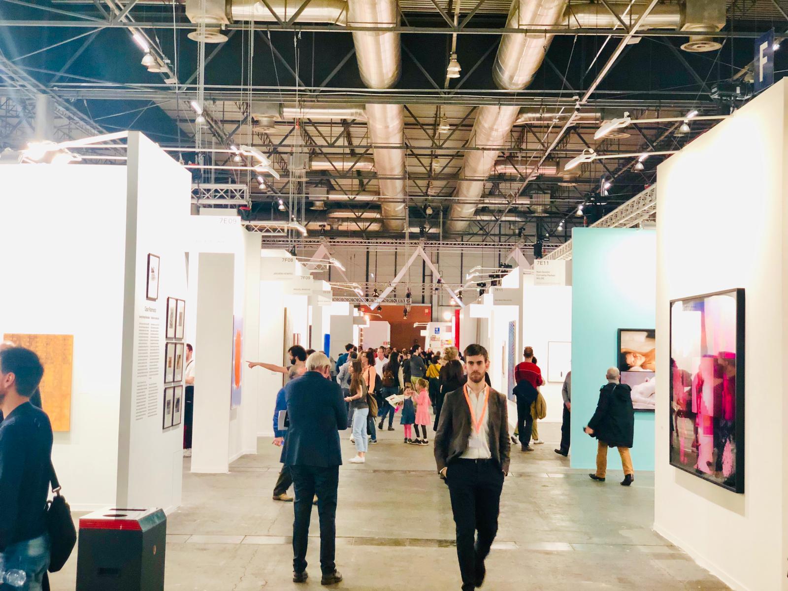 Los proyectores LED de última generación de ROBLAN redescubren a los artistas de ARCO