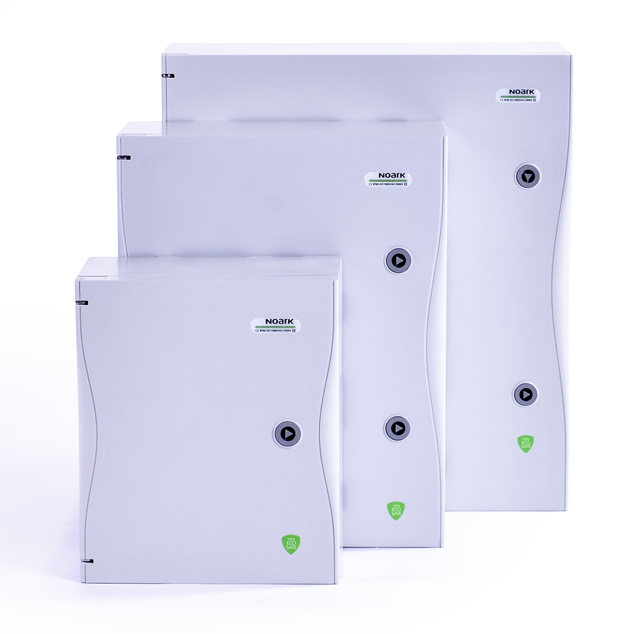 Serie FHS. Envolventes de poliéster reforzado con fibra de vidrio, IP66